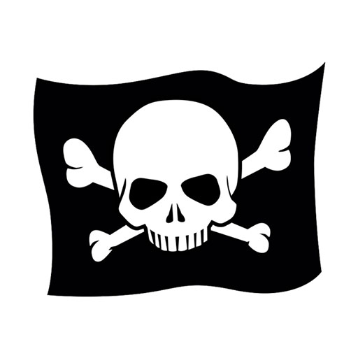 tatouage drapeau pirate