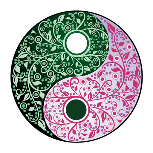 Yin Yang Temporary Tattoo For Kids Tattootatu
